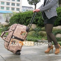 Trolley bag travel bag trolley luggage trolley bag luggage large capacity handbag