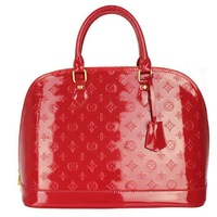 2013 red bags japanned leather women's handbag pregnantwith bag evening  marry  bridal , free shipping