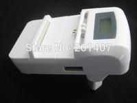 New arrived EU plug USB 5.5V output LCD  Digital Mobile Universal Battery Charger