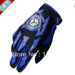 Free Shipping Scoyco / Full finger gloves / Motorcycle / Racing / Knight gloves / 2012 models(China (Mainland))