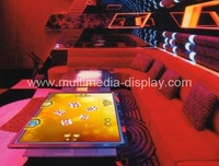 2 touch points 42 inch IR Touch Screen Frame for Multi Touch with High Sensitivity and low price, fast shipping