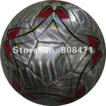 Metal PVC official 32 panelmachine stitch football  Soccer Ball   match ball 2012 size 5 cheap soccer ball