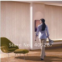 Bamboo vertical vertical blinds landing window curtain shutter shade finished the balcony sunshade shade shutter