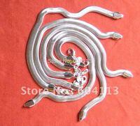 H164 // 5 pieces / lot promotion Fashio Bracelet, Factory Price Wholesale 925 jewelry chain Silver plated hot sale Bracelet