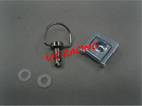 [Vic] 40pieces motorcycle parts  Black  Fasteners race fairing bolt set for racing bikes
