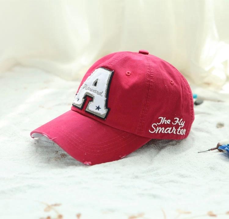 Medium-large embroidery general letter military hat truck cap cadet cap male baseball cap(China (Mainland))