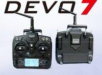 Walkera DEVO7 7 Channel DEVO 7 2.4G Transmitter with RX701 7ch Receiver
