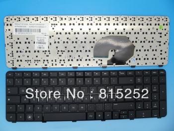 Laptop Keyboard For HP Pavilion DV7 DV7-6000 DV7-6100 With Black Frame Black Italian IT 639396-061 V122530AK1
