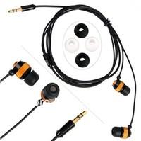 100piece/lot In Ear Earphone Headphone Headset for MP3 MP4 free shipping