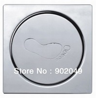 KL-6356 Bounce Stainless Steel Floor Drains Custom Made Item Bathroom Accessory On Sale with High Quality