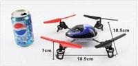 V949 RC Beetle 4-axis Quadcopter UFO Ladybird 4CH RTF LED Night Navigation & 3D Fly V911 V929 Upgrade Version