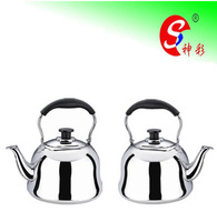 4L  DJC-022   201Stainless Steel water kettle  boiling kettle kitchenware whistling kettle