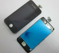 1pc LCD Touch Screen Digitizer Assembly Replacement For iPhone 4G CDMA  Glass Black or White