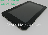 """Android 4.0.3 HDD 4GB Momery 512MB 7""""  MID VIA8850 cortex A9 latest capacitance of ultra-thin tablet pc  free shipping!"""