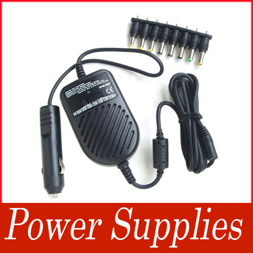 Universal Car Charger Adapter Power Supply for Laptop(China (Mainland))