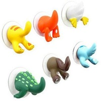 Cartoon Animals Tail Holder Hook for Bathroom Kitchen