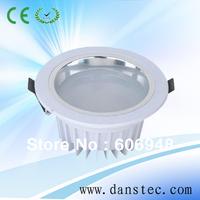 Free Shipping 3w/5w/6w/7w/9w/11w/12w/15w/30w LED Ceiling Downlights 3 years warranty