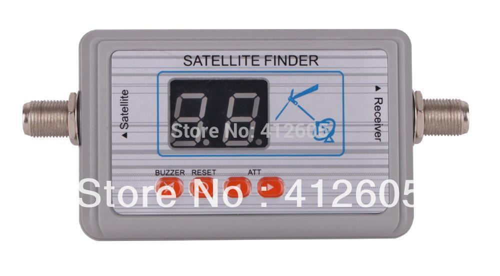 sat finder Digital Satellite Finder Meter ,TV Signal Finder SF9505(China (Mainland))