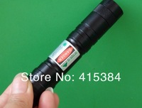 Green Laser Pointers 500MW Lasers Pen adjustable star burn match /Destroy the balloon