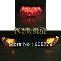 Motorcycle Integrated Tail Light for Honda CBR600RR CBR1000RR 03-07 Blue lens Free Shipping