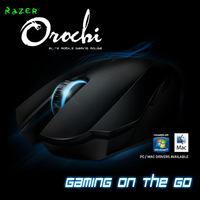 Original Razer ORochi Normal Vesion, 4000 DPI, wired/Wireless, Brand new in box free shiping.