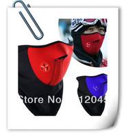 Best Selling !Freeshipping 5pcs New red Bike Motorcycle Ski Snowboard Sport Neck Winter Warmer Face Mask