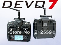 Low Price Free shipping Walkera DEVO  7 2.4G High Quality 7CH without RX701 receiver
