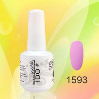 24 pcs IDO gel nail Best Quality 177 colors optional Color UV gel  polish  soak off gel nails