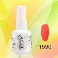 24pcs free shipping Pure Colors 1 SET Nail Art   UV Gel Lamp primer Nail Gel 15ml oz gel (22colors+1top  +1base)