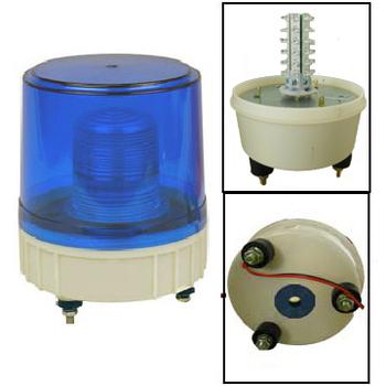 [YS]Free shippingDC12V LED5181J traffic siren 85dB indicator led strobe warning light machine tool emergency beacon police light