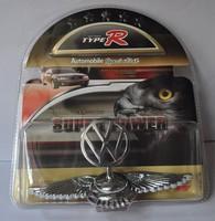 Used  For VOLKSWAGEN Eagle Stand Mark Car Chrome Logo Hood Ornaments Badge Emblem (1piece)