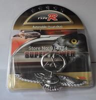 Used  For MITSUBISHI  Eagle Stand Mark Car Chrome Logo Hood Ornaments Badge Emblem (1piece)