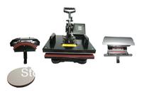 shipping free,4 in 1 multi-function combo heat press machine Transfer machine Printing machine,29x38CM
