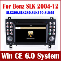 Car DVD Player for Mercedes Benz SLK 171 SLK200 SLK280 SLK350 SLK55 with GPS Navigation Radio Bluetooth TV Map Auto Video Audio