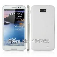 "ZOPO ZP900 1GB RAM MTK6577 1.0Ghz Android 4.0 5.3"" IPS Screen 3G GPS, 8MP Camera, White, Dropshipping SG post freeshipping"