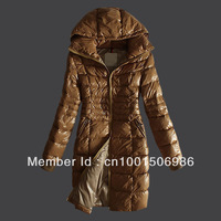 2012 New Italy Brand Classical  Women Down Jacket,High Quality  Women Down Jacket, Winter Down Coat For Women