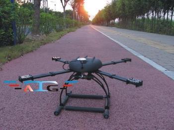 ATG X4 680mm Dual Arm Carbon Fiber Quadcopter AirCraft Frame- Dual Track Balance