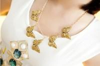 Design in Korea/new arrival NecklacePopular cartoon butterflies fly necklace
