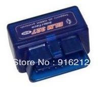 super mini ELM327 Bluetooth OBD-II OBD  free shipping