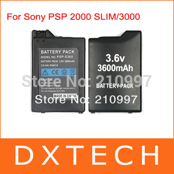 Replacement Battery 3600mAh Suitable For Sony PSP 2000 SLIM/3000