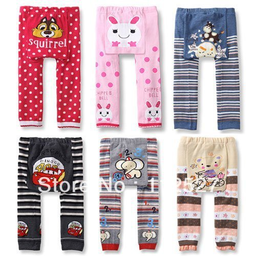 free shipping 5pcs NISSEN cotton pp pants,baby pants, C13090AL toddler baby legging,infant wear baby clothing,kid's trousers(China (Mainland))