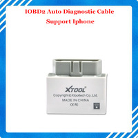 Newly wifi obd2 car diagnostic tool XT00L IOBD2 interface scanner supports multi-language