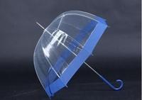 20PCS/LOT Romantic Fashion Umbrella Transparent umbrellas  mushroom princess Umbrella