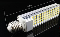 Free shipping E27/G24 110V/220V 7W 102LEDS LED lamp ,led corn light LED energy saving bulbs white