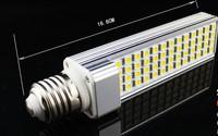 Free shipping E27/G24 110V/220V 7W 102LEDS LED lamp ,led corn light LED energy saving bulbs white