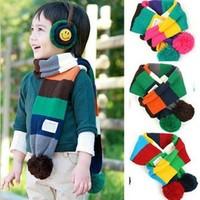 lovely kids scarf, children scarf, children Earmuffs Earwarmers Ear Kids Muffs Earlap Warm, AEP33-4070