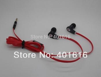 freeshipping 10pcs/lot 4 colors Best In ear 3.5mm  earphone  headset headphone