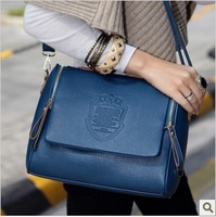 2012 autumn new fashion women's handbag vintage small bag messenger bag shoulder bag for ladies FREE SHIPPING