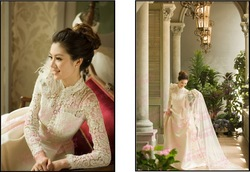 Winter Wedding Dress Royal Luxury Lace Long Sleeve Beading Smail Trailing Wedding Dress free freight(China (Mainland))