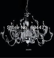 Free shipping chandelier lighting, swan light, swan lamp MDTIANE-24c